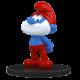 Blue Resin Papa Smurf 700101