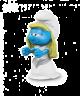 Schleich 20799 Bruid Smurfin