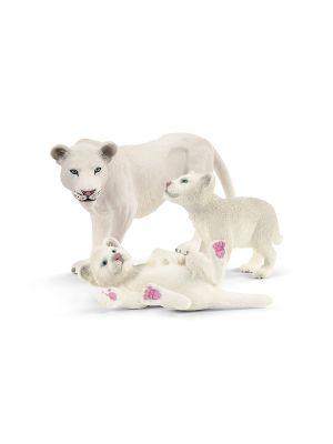 Schleich Wild Life Leeuwin met Welpen 42505