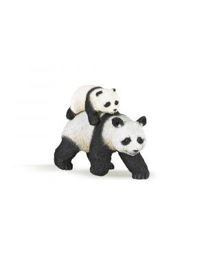 Papo Wild Life Panda met Jong 50071
