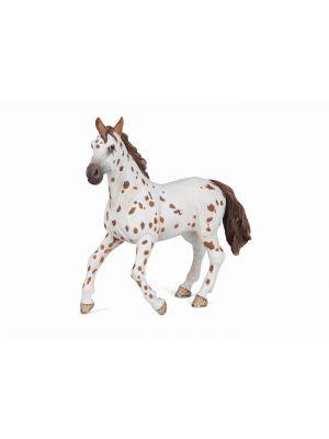 Papo Horses Paard Bruine Appeloosa Merrie 51509