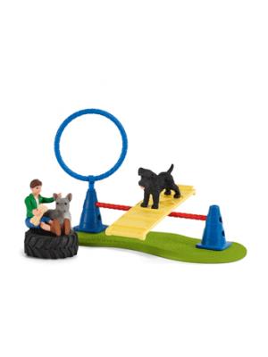 Schleich Farm World Plezier voor Honden 42536
