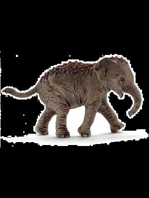 Schleich 14755 Aziatische olifant kalf