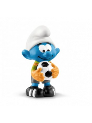Schleich 20808 Voetbal Smurf Keeper
