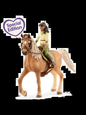 Schleich Horse Club Sarah & Mystery 42414