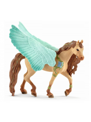 Schleich 70574 Bayala Sieraden Pegasus, Hengst