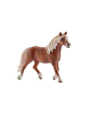 Schleich 13813 Paard Haflinger hengst