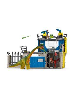 Schleich Dinosaurus 41462 Grote Dino onderzoeksstation