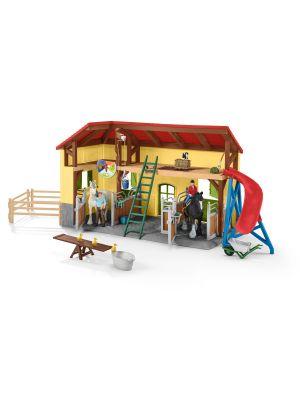 Schleich Farm World Paardenstal 42485