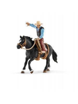 Schleich Farm World Western Rodeo Cowboy 41416
