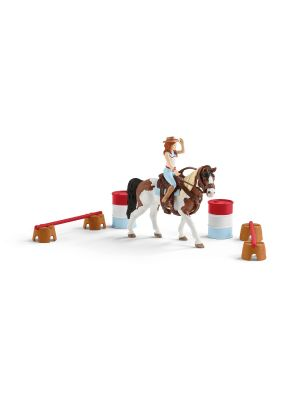 Schleich Horse Club Hannahs Western Riding Set 42441