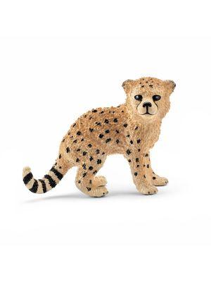 Schleich Wild Life  Cheetah Welp 14747