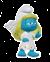Schleich 20794 Smurfin als engel