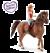 Schleich Horse Club Hannah & Cayenne 42411