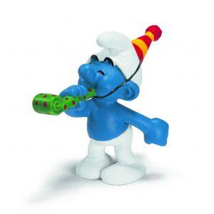 Schleich 20705 Smurf met feesthoed