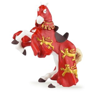 Papo History Rode Koning Richard Paard 39340