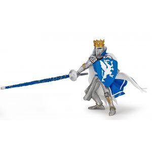 Papo History Blauwe Drakenkoning 39387