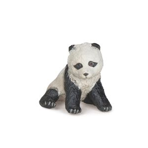 Papo Wild Life Zittende Panda Jong 50135