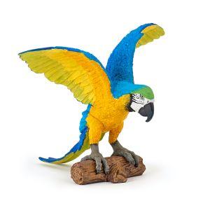 Papo Wild Life Blauwe Ara Papegaai 50235