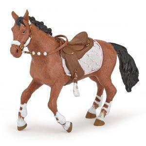 Papo Horses Winter Ruiter Meisje Paard 51553
