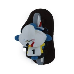 Schleich 40270 Belgische Olympische wielrenner Smurf Limited edition