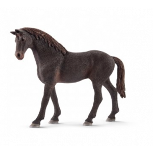 Schleich 13856 Engelse Volbloed, Paard Hengst