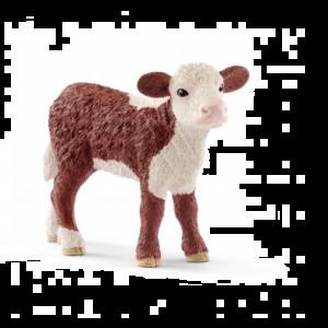 Schleich Farm World Hereford Kalf 13868