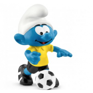 Schleich 20806 Voetbal Smurf met bal