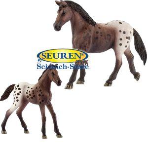 Schleich Horse Club Apaloosa Set 2018