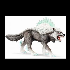Schleich Eldrador 42452 Sneeuw Wolf