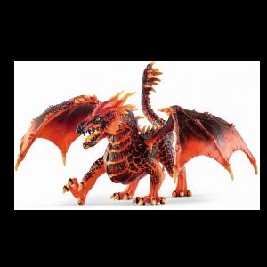 Schleich Eldrador 70138 Lava Draak