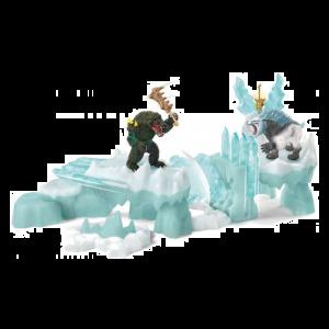 Schleich Eldrador 42497 Val op ijsfort