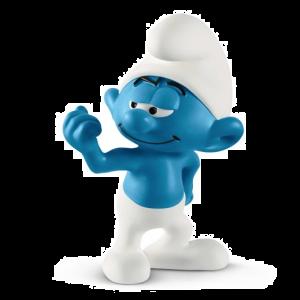 Schleich Smurfen 20811 Hefti Smurf