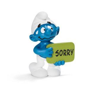 Schleich 20749 Sorry Smurf