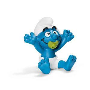 Schleich 20750 Baby Smurf 2013