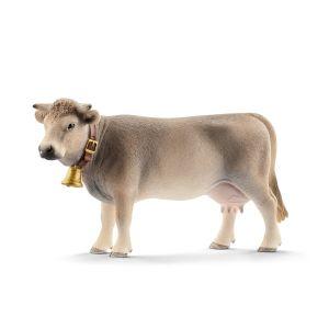 Schleich Farm World Braunvieh Koe 13874