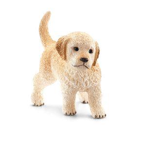 Schleich Farm World Hond Golden Retriever Puppy 16396