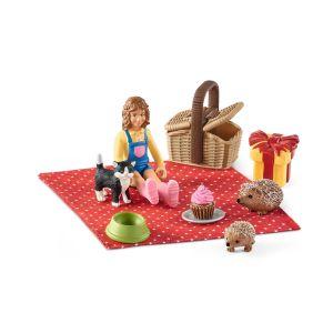 Schleich Farm World Verjaardags Picknick 42426
