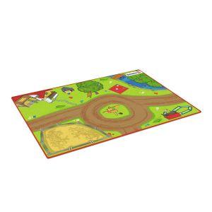 Schleich Farm World Speelkleed / Speelmat Boerderij 42442