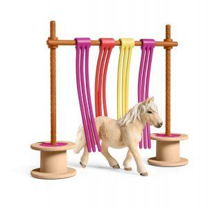 Schleich Farm World Pony Fladderend Gordijn 42484