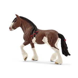 Schleich Farm World Paard Clydesdale Merrie 13809
