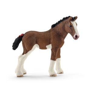 Schleich Farm World Paard Clydesdale Veulen 13810