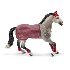Schleich Horse Club Paard Trakehner Wedstrijdmerrie 42456