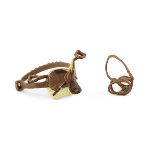 Schleich Horse Club Zadel & Teugel Sarah & Mystery 42492
