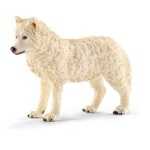 Schleich Wild Life Arctic Wolf 14742