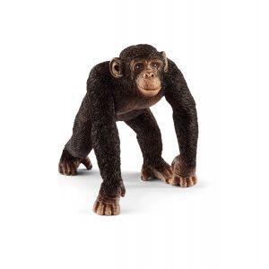 Schleich Wild Life Chimpansee mannetje 14817