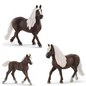 Schleich Zwarte Woud Paarden Set 2020